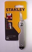 STANLEY CRAFT SCALPEL UTILITY MARKING WOODWORKING KNIFE - 0-10-598 - NO BLADE