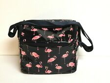 "LUNCH BAG ""STAY COOLER"" VERA BRADLEY FIESTA FLAMINGO MSRP $45"