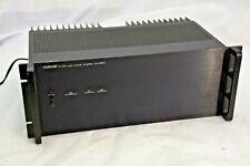 Vintage Heathkit Pro Audio Rack Mount Aa-1600 Amplifier - 2 x 125 watts!