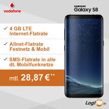 Samsung Galaxy S8 Handy mit Vodafone 4GB Vertrag Allnet-Flat effektiv 28,87€mtl.