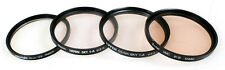 55MM FILTERS, SET OF 4