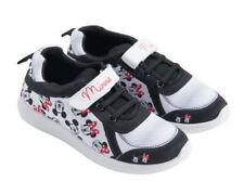 Disney Minnie Mickey Mouse Trainers Sneakers Shoes Kids Girls  Eu Sizes