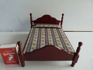 Doll's House Furniture Bed.