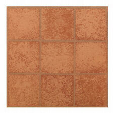 Crimson Peel & Stick Vinyl Floor Tile, 12 x 12-In.