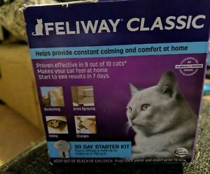 Feliway CLASSIC 30 Day Starter Kit   EXP DATE  11/01/2024