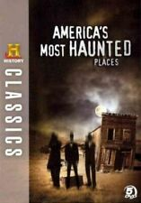 History Classics Americas Most Haunted Places - Documentary DVD