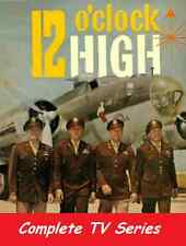 12 O'CLOCK HIGH - COMPLETE TV SERIES - GREAT SET - WHY PAY MORE