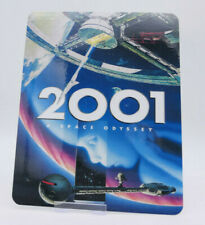 2001 A SPACE ODYSSEY - Glossy Bluray Steelbook Magnet Cover (NOT LENTICULAR)