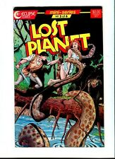 Lost Planet 3 of 6.  Eclipse 1987  -  FN  / VF