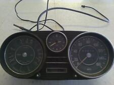 1967-73 Mercedes 4 door W108, W109, W114 (and more) Speedometer Cluster