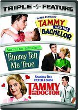 TAMMY TRIPLE FEATURE New DVD Debbie Reynolds Sandra Dee