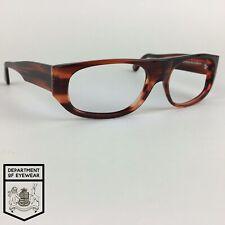 OCEANÁRIO DE LISBOA eyeglasses MOTTLED BROWN OVAL glasses frame MOD: 105 C6