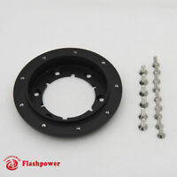"""1/2"""" Steering Wheel Spacer Kit for 9 hole Steering Wheel to 6 hole Adapter"""
