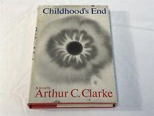CHILDHOOD'S END by Arthur C. Clark HC BOOK 1953