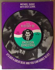 The History of American Banstand - Rock'n'roll des 50's au 80's . Dick Clark
