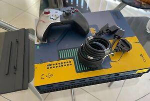Microsoft Xbox One X Cyberpunk 2077 Limited Edition 1TB Console with SSD