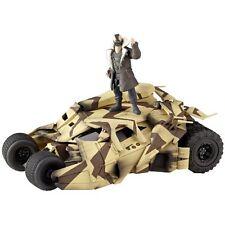 Kaiyodo Sci-Fi Revoltech #047: Batmobile Camouflage Tumbler Vehicle