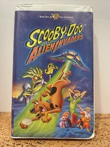 Scooby-Doo and the Alien Invaders (VHS, 2000, Warner Brothers Family...