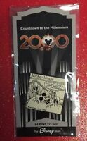 Disney Countdown to the Millennium #65 First Mickey Mouse Comic Strip 1930 Pin