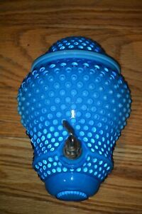 Fenton Lavado - Electric Blue Cased - Middle & Top Sections ONLY - No Base