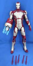 """Marvel Iron Man 15"""" Inch Electronic Action Figure Works Avengers Loose"""