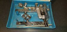 IMPERIAL TOOL Flaring & Swaging Kit Tube Working Set w/Case USA 275-FS