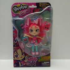 Shopkins Shoppies Valentina Hearts Doll Wild Style - 56830 - Brand New & Sealed