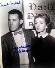 NOEL NEILL JACK LARSON 8X10 SIGNED PHOTO SUPERMAN AUTHENTIC