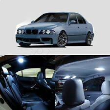 20 x White LED Interior Light Package For 1996 -2003 BMW 5 Series M5 E39