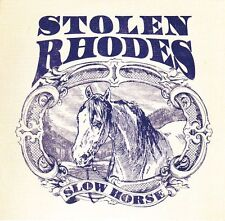 CD STOLEN RHODES - Slow Horse / Southern Rock USA 2014