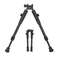 Airsoft Sniper Rifle Bipod Picatinny Weaver Rail Mount Stabilizer Hunting METAL