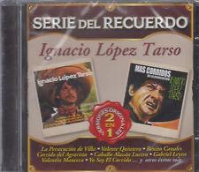 CD - Ignacio Lopez Tarso NEW Serie Del Recuerdo 24 Tracks - FAST SHIPPING !