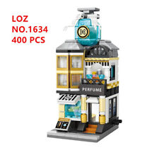 400 pcs LOZ MINI Blocks DIY Building Children Toy Puzzle Store Perfume Shop 1634
