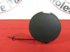 JEEP RENEGADE Front Bumper Black Tow Hook Eye Cap Cover NEW OEM MOPAR