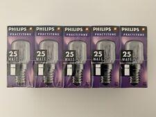 PHILIPS 25W SES E14 T25 PRACTITONE  APPLIANCE / REFRIGERATOR BULB