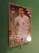Panini Road to Russia 2018 FIFA World Cup Top Player Lewandowski Adrenalyn