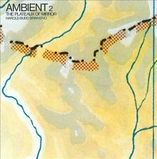 Ambient 2: The Plateaux of Mirror by Harold Budd/Brian Eno (CD, Jul-2009, EMI)