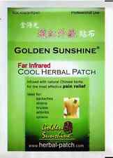 Far Infrared Cool Herbal Patch by Golden Sunshine