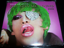 Dead Or Alive You Spin Me Round 2003 Rare Australian 6 Track Remixes CD Single