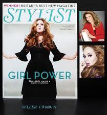ADELE JANE SEYMOUR STYLIST MAGAZINE ISSUE 95 SEPTEMBER 2011 NEW