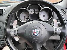 Alfa Romeo Paddles Aluminum gear shifter upgrade Selespeed 147 156 GT lever assy