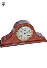 BilliB Springwood Napoleon Style Mantel Clock in Piano Finish in Mahogany