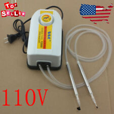 110V IC SMD BGA Chip Pick Up Tools Pump Vacuum Suction+2Pen Placement Machine
