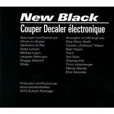 NEW BLACK/COUPER DECALER ELECTRONIQUE  CD NEU