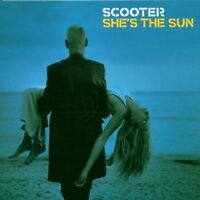 Scooter She's the sun (2000) [Maxi-CD]