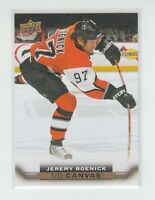 (63874) 2015-16 UPPER DECK CANVAS JEREMY ROENICK #C248