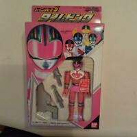 Power Rangers Time Force Timeranger Timepink Action Figure BANDAI Japan Mint
