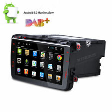 Android 6.0 Quad-Core 16G Car Stereo DVD GPS Player for VW Golf MK5 Skoda Seat