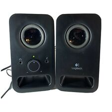 Logitech Z150 Multimedia Speakers with Stereo Sound for Multiple Devices