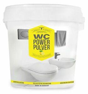 WC Reiniger zur Reinigung von WC & Bidet Toiletten-Reiniger von URBAN FOREST 1kg